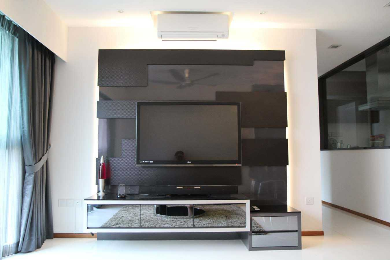 tv unit design ideas photo - 10