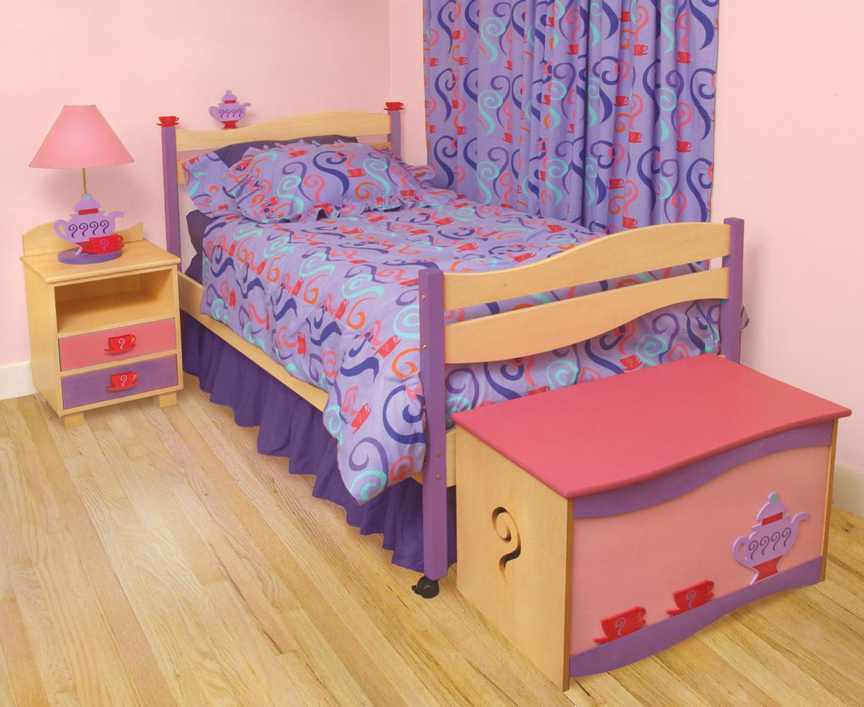 twin bed toddler bedding photo - 2