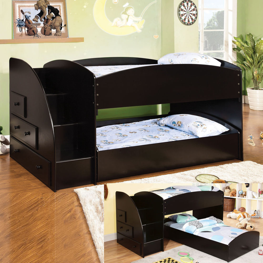 twin low loft beds for kids photo - 5