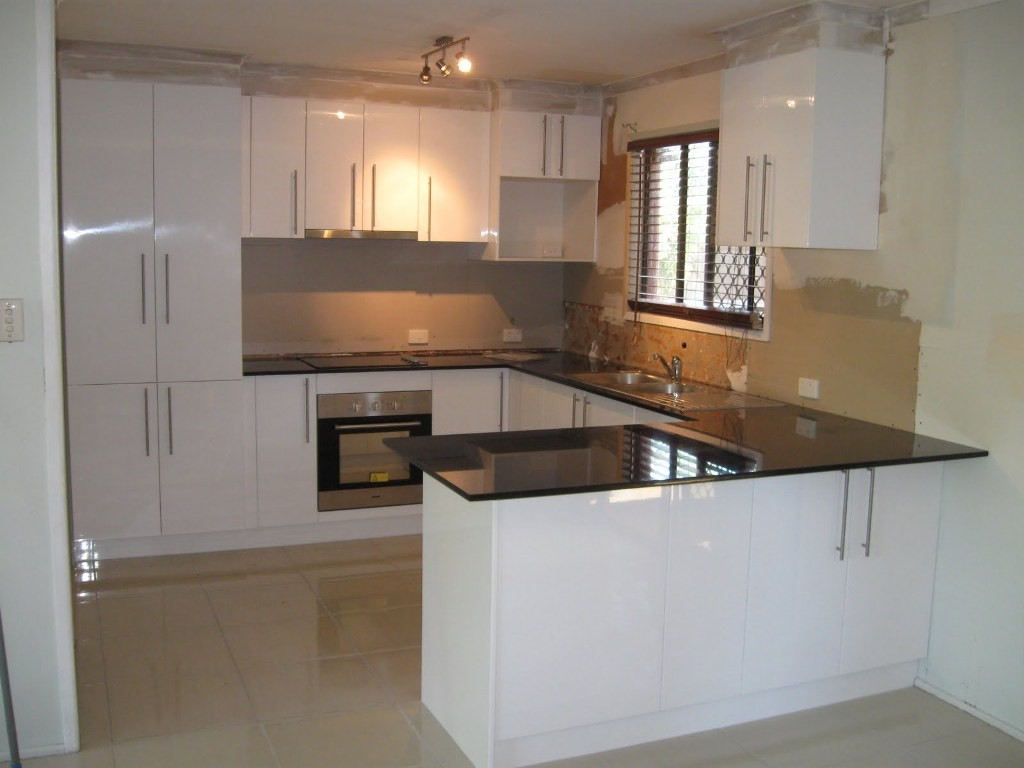 u shaped kitchen plans photo - 3
