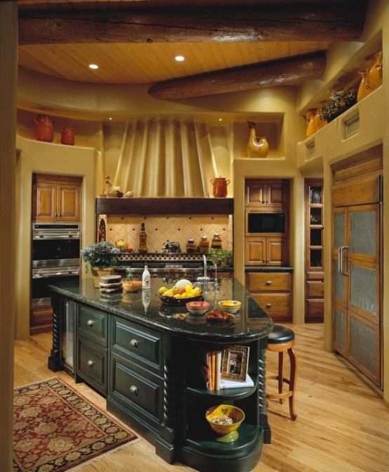 unique kitchen designs photo - 10