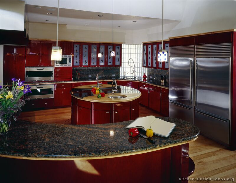 unique kitchen designs photo - 2