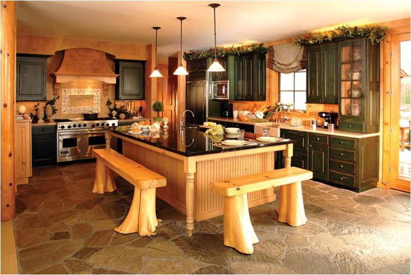 unique kitchen designs photo - 5