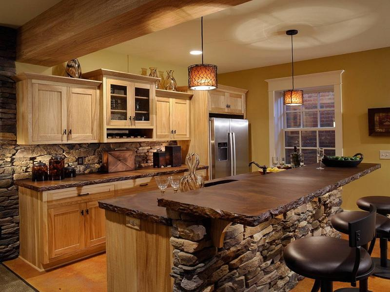 unique kitchen designs photo - 7