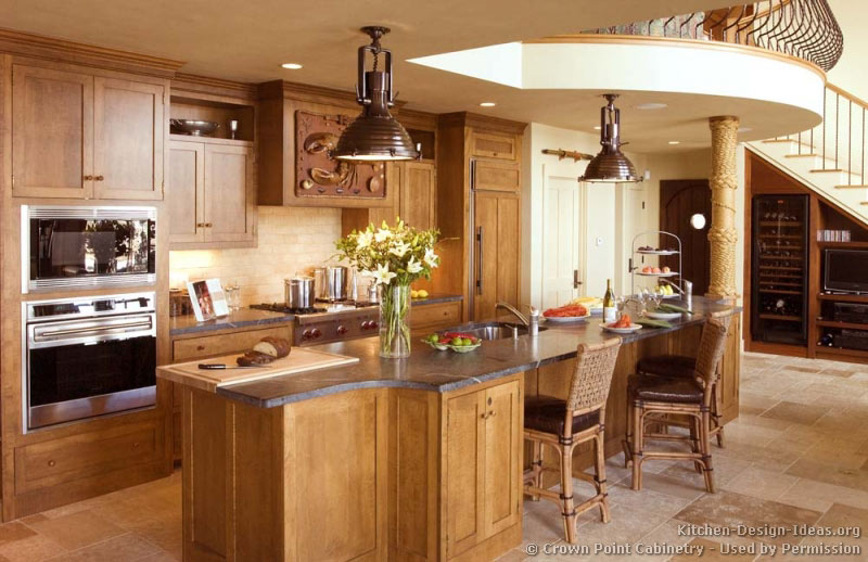 unique kitchen designs photo - 8