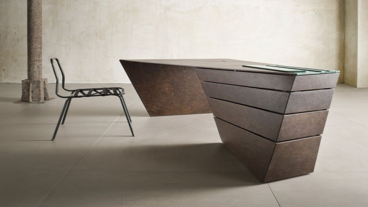 unique office desk ideas photo - 10