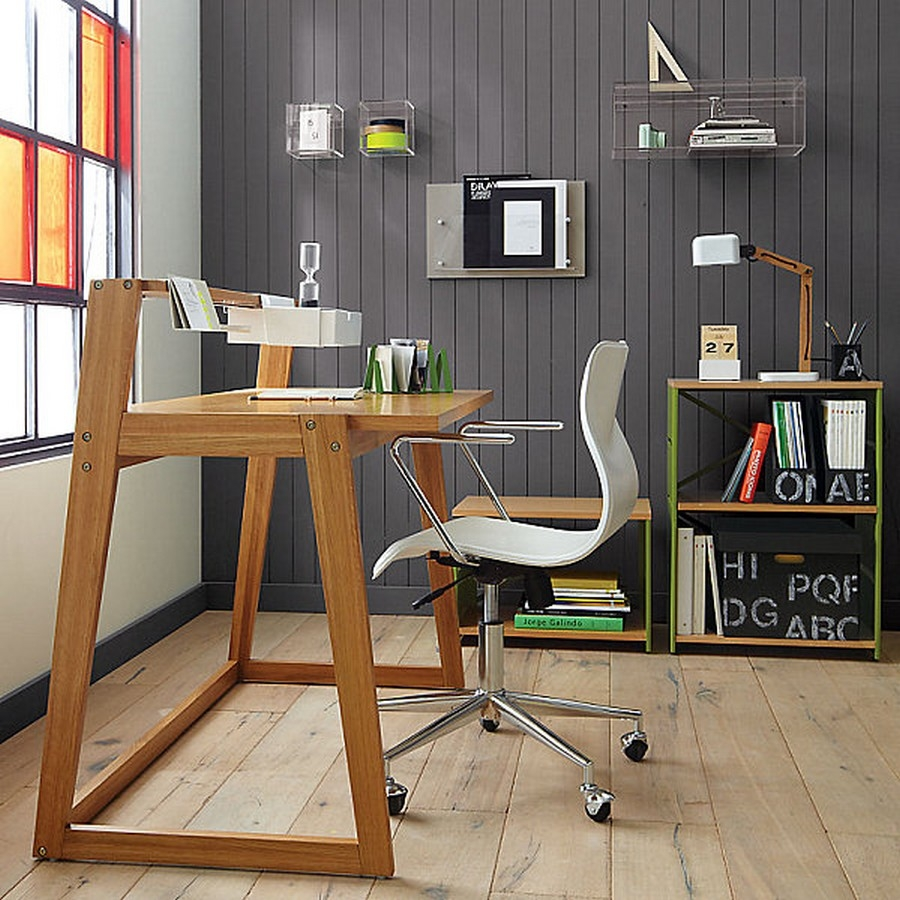 unique office desk ideas photo - 2