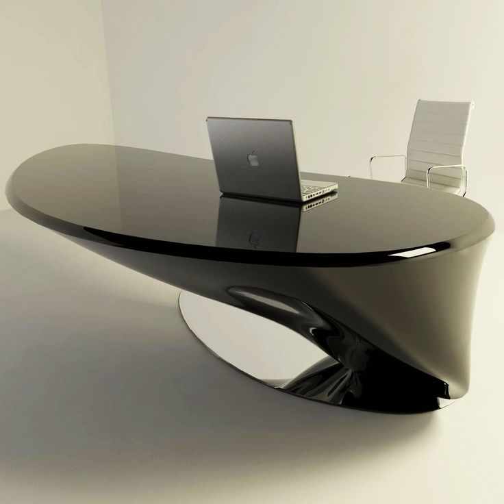 unique office desk ideas photo - 7