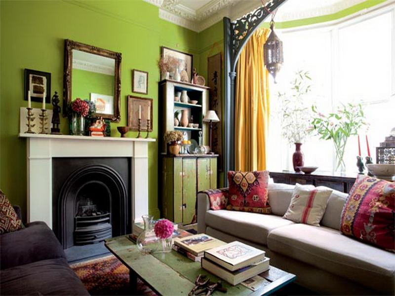 victorian wall paint colors photo - 3