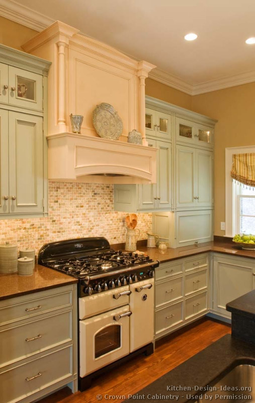 vintage kitchen cabinets ideas photo - 1