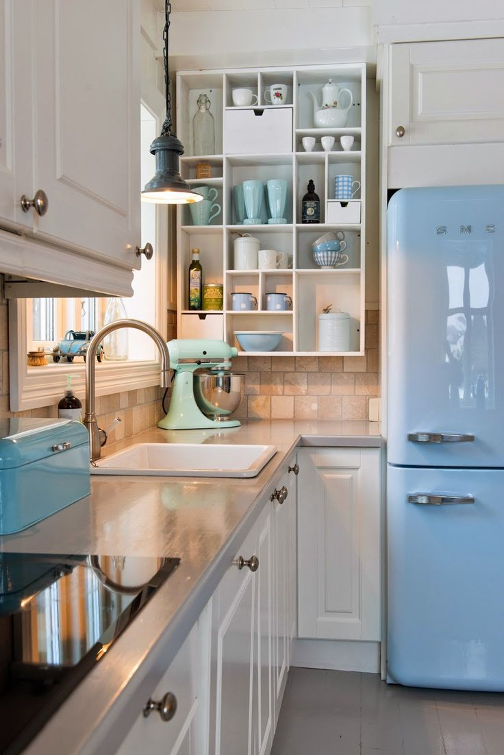 vintage kitchen cabinets ideas photo - 10