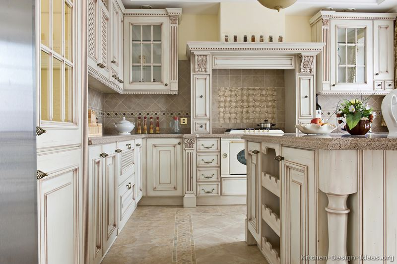 vintage kitchen cabinets ideas photo - 4