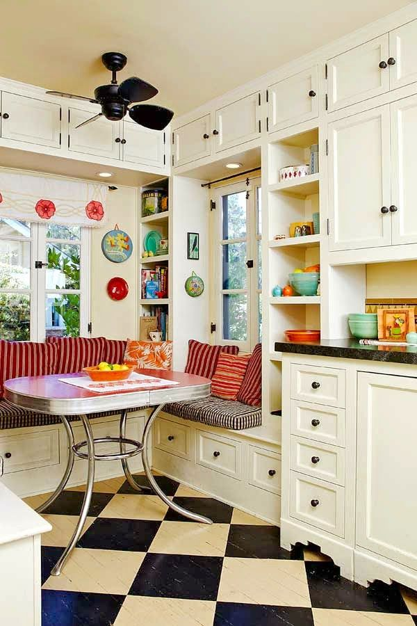 vintage kitchen cabinets ideas photo - 9