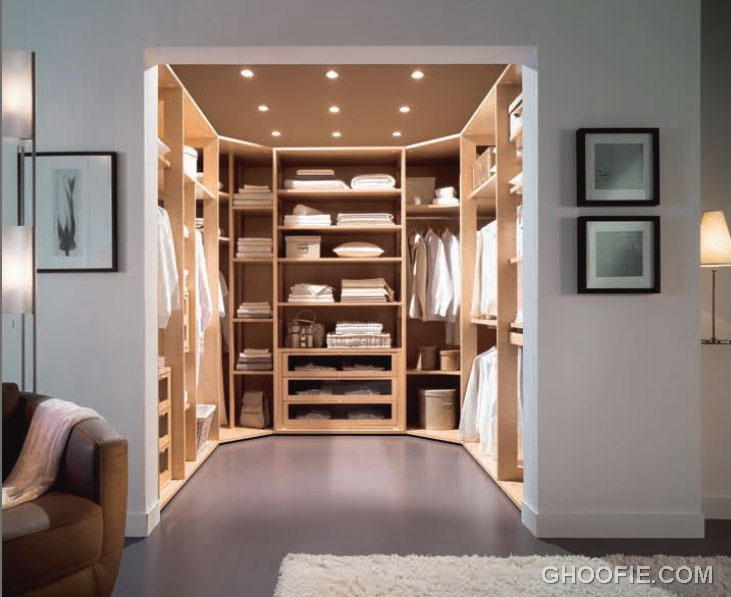 walk in closet decorating ideas photo - 4