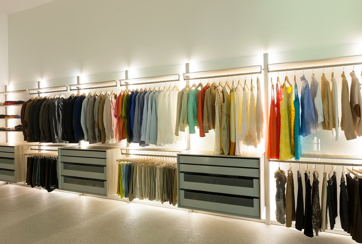 walk in closet design for women photo - 4
