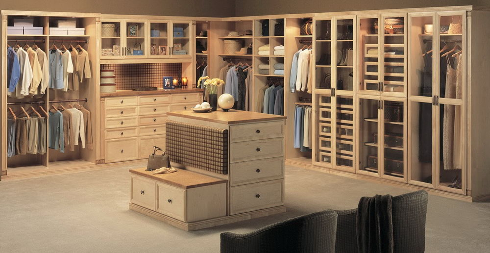 walk in closet design for women photo - 6