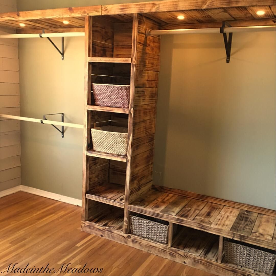 walk in closet design ideas diy photo - 7