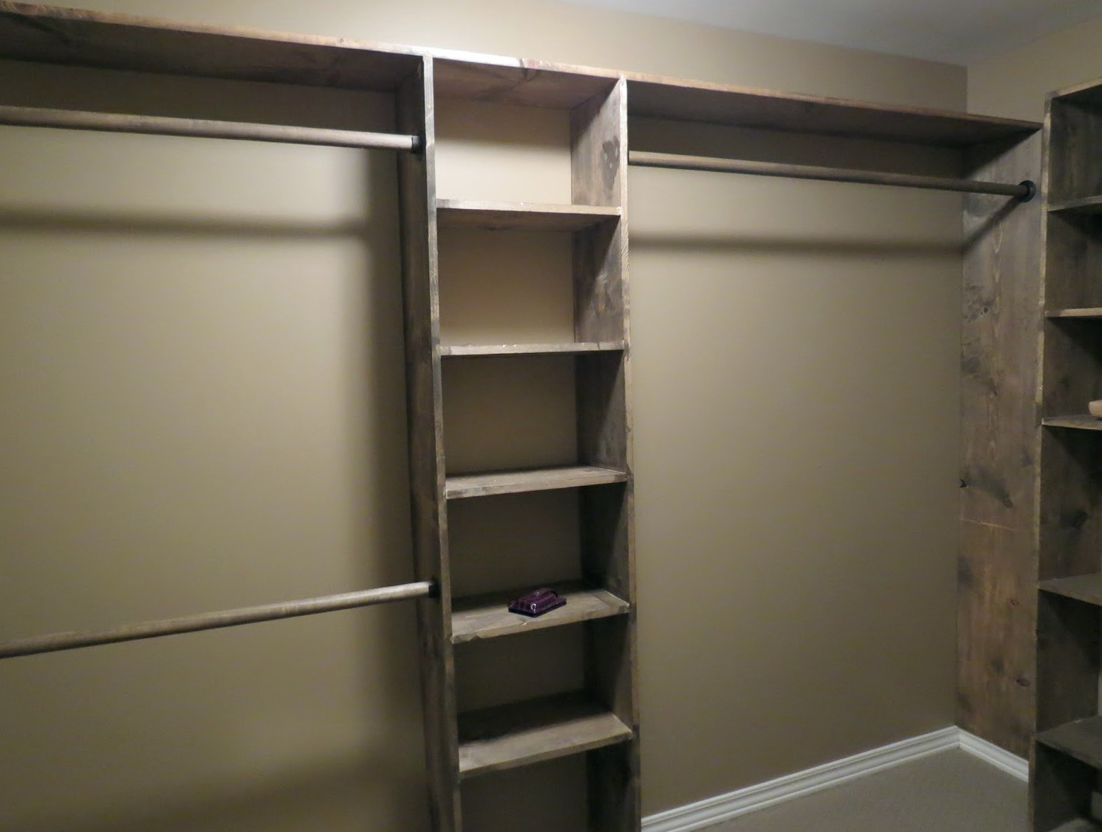 walk in closet design ideas diy photo - 8