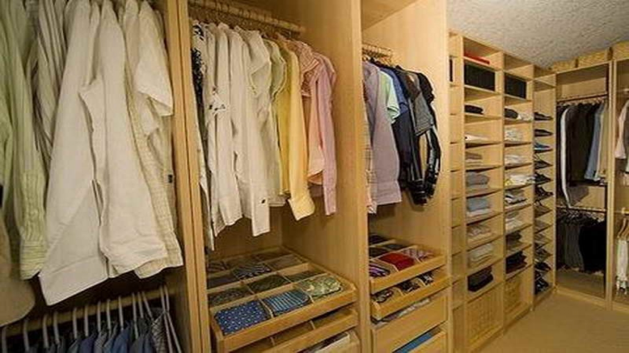 walk in closet design ideas diy photo - 9