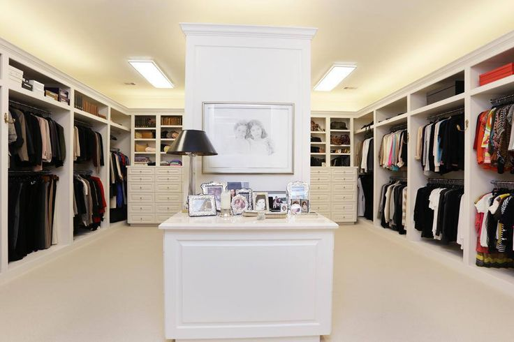 walk in closet designs for a master bedroom photo - 10