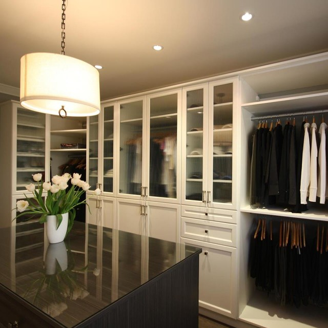 walk in closet designs for a master bedroom photo - 3