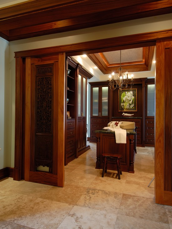 walk in closet designs for a master bedroom photo - 6