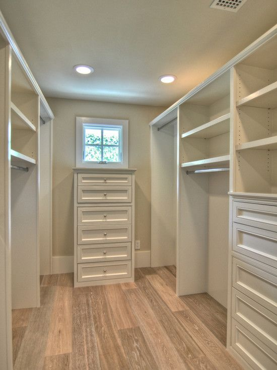 walk in closet designs for a master bedroom photo - 9