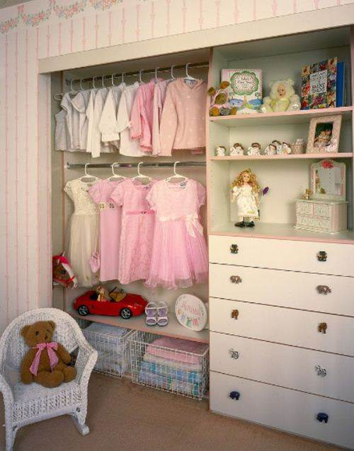 walk in closet designs for teenagers photo - 10