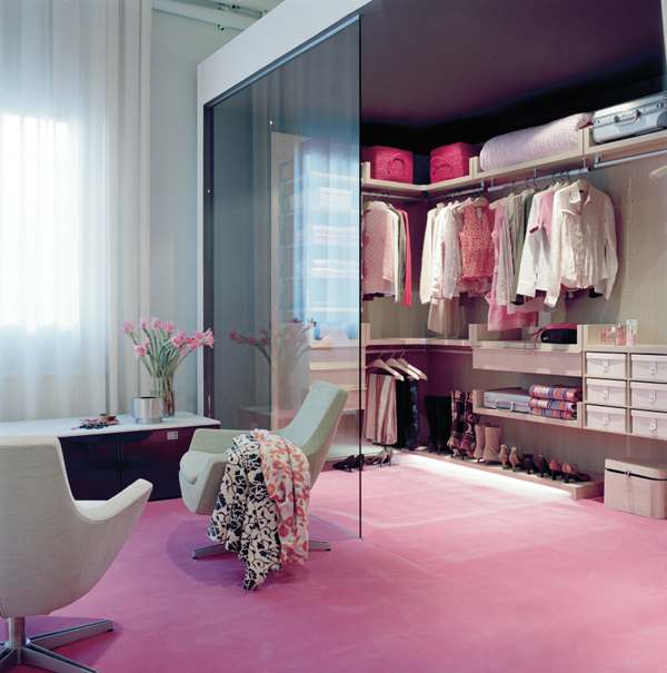 walk in closet designs for teenagers photo - 7