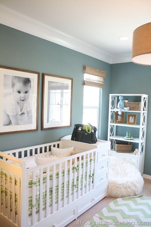 Wall Paint Colors For Nursery
