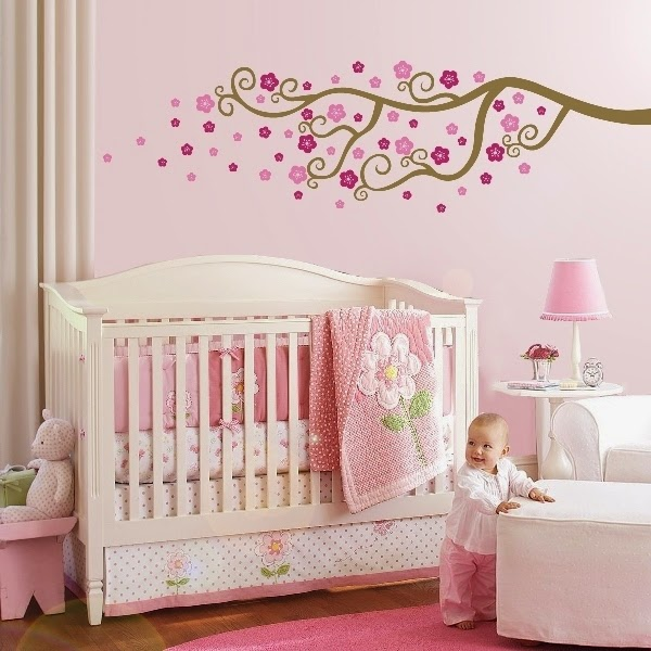 wall paint colors for nursery photo - 3