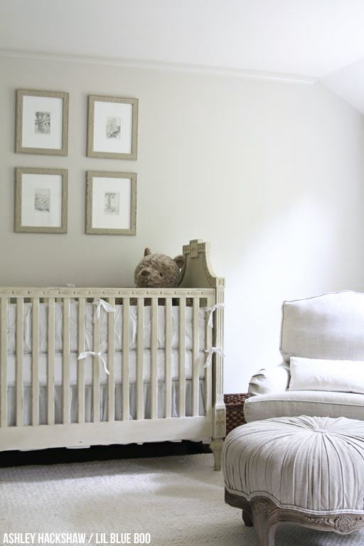 wall paint colors for nursery photo - 4