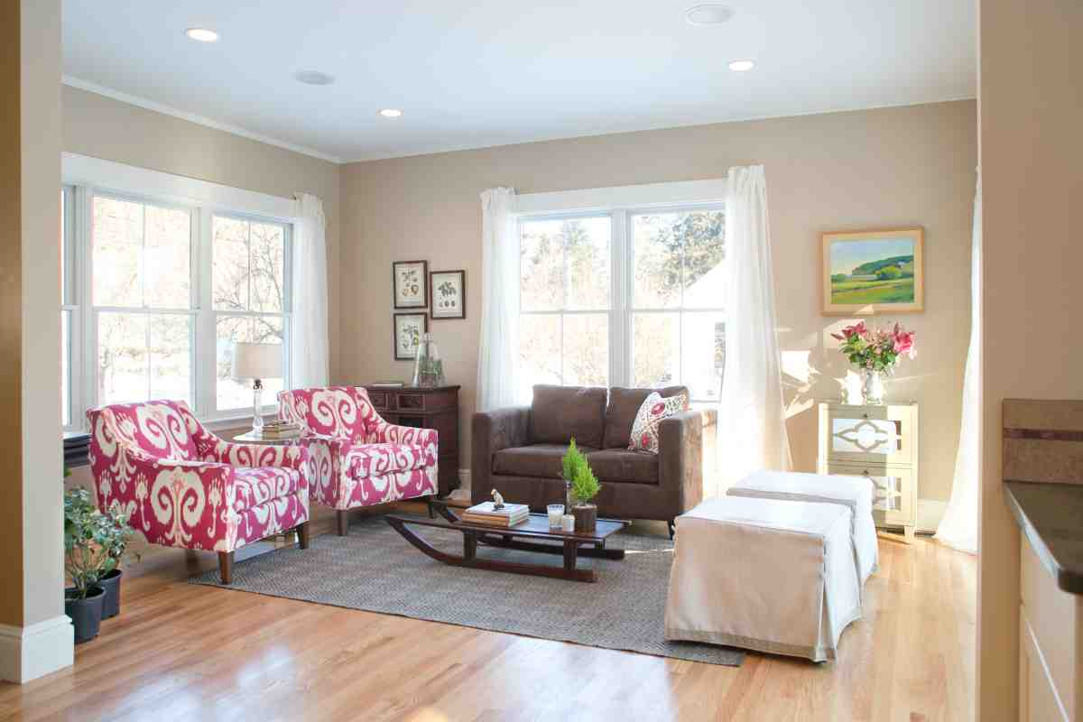 wall paint colors living room photo - 7