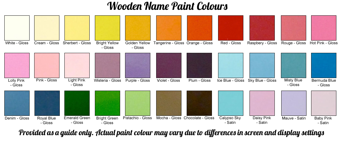 wall paint colours names photo - 10