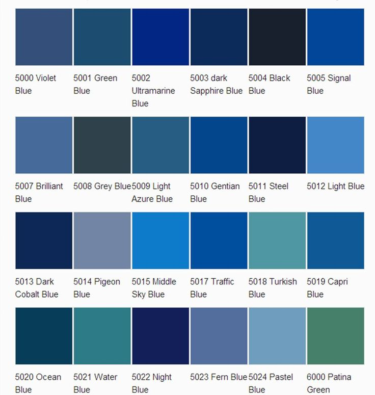 wall paint colours names photo - 3