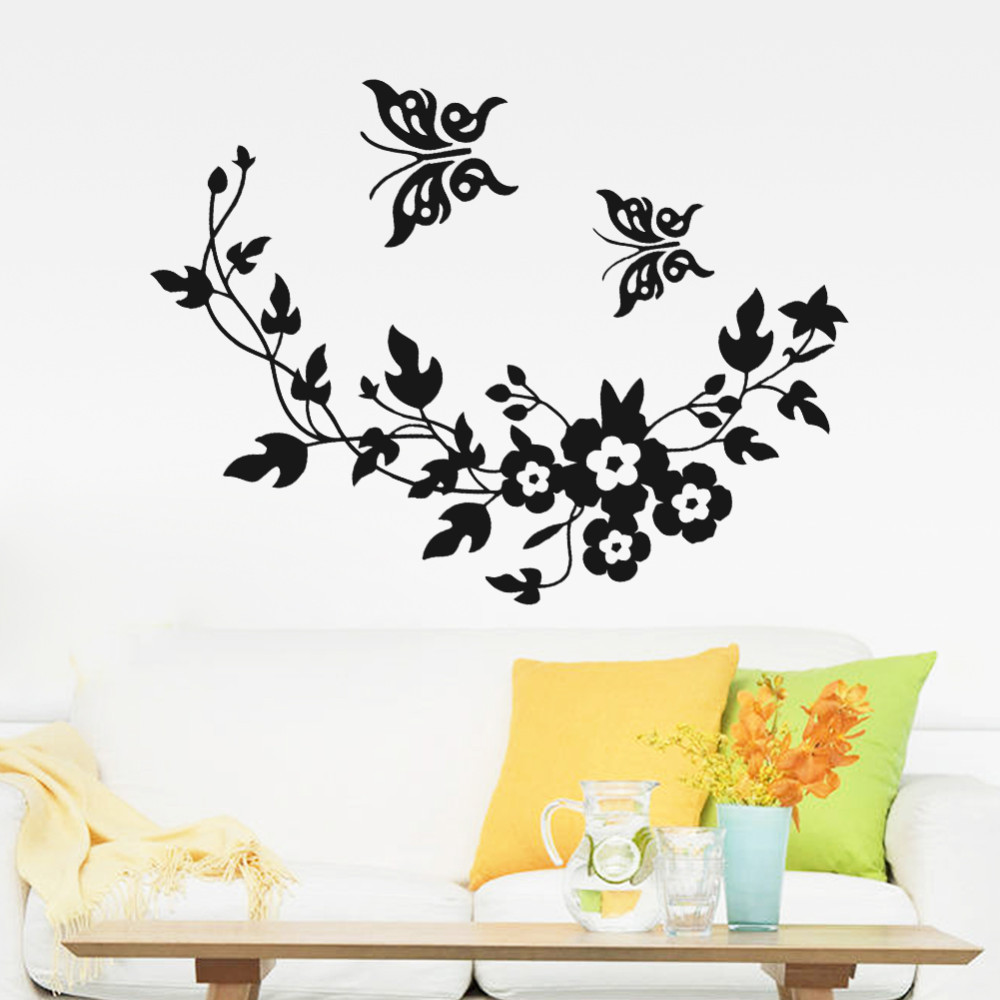 wall stickers flowers kids photo - 6