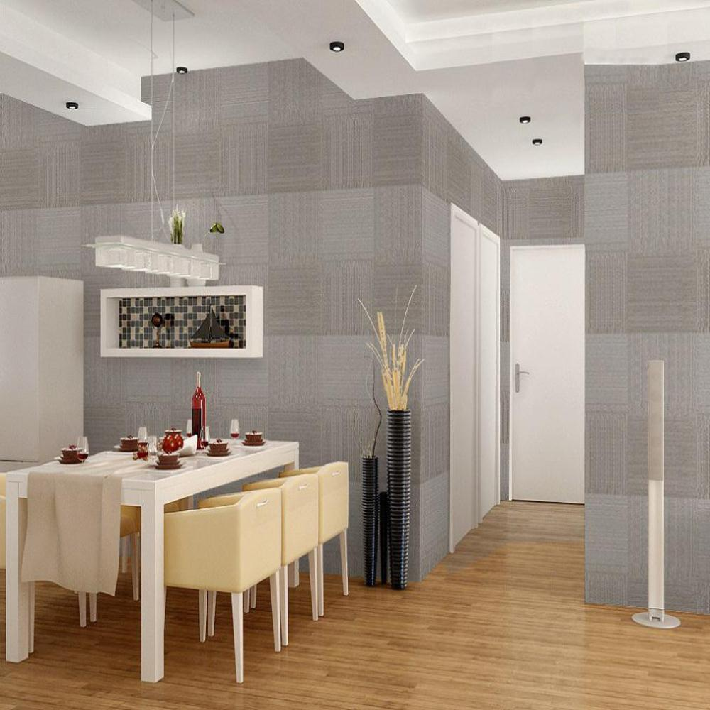 wallpaper for dining room modern photo - 4