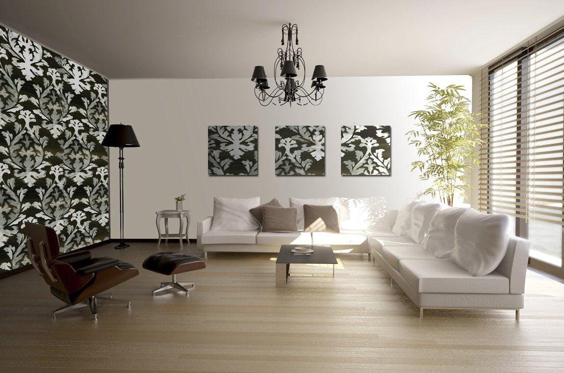 wallpaper interior design ideas photo - 3