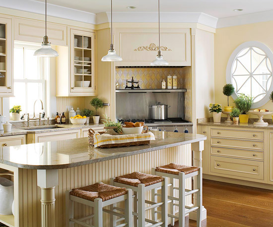 white kitchen cabinets design ideas photo - 8