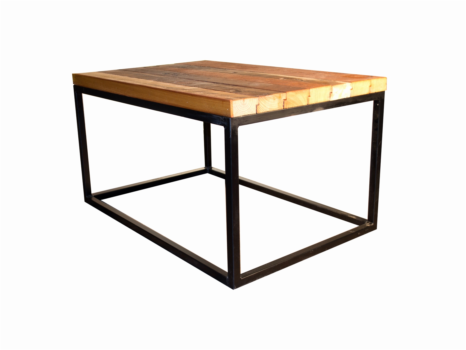 wood coffee table base only photo - 2