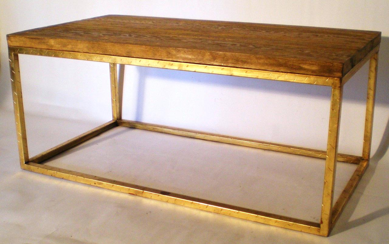 wood coffee table base only photo - 8