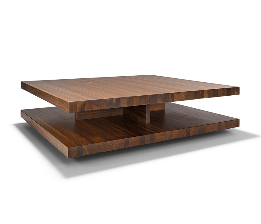 wood coffee table contemporary photo - 4