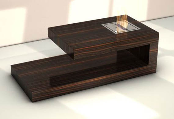 wooden coffee table design ideas photo - 9