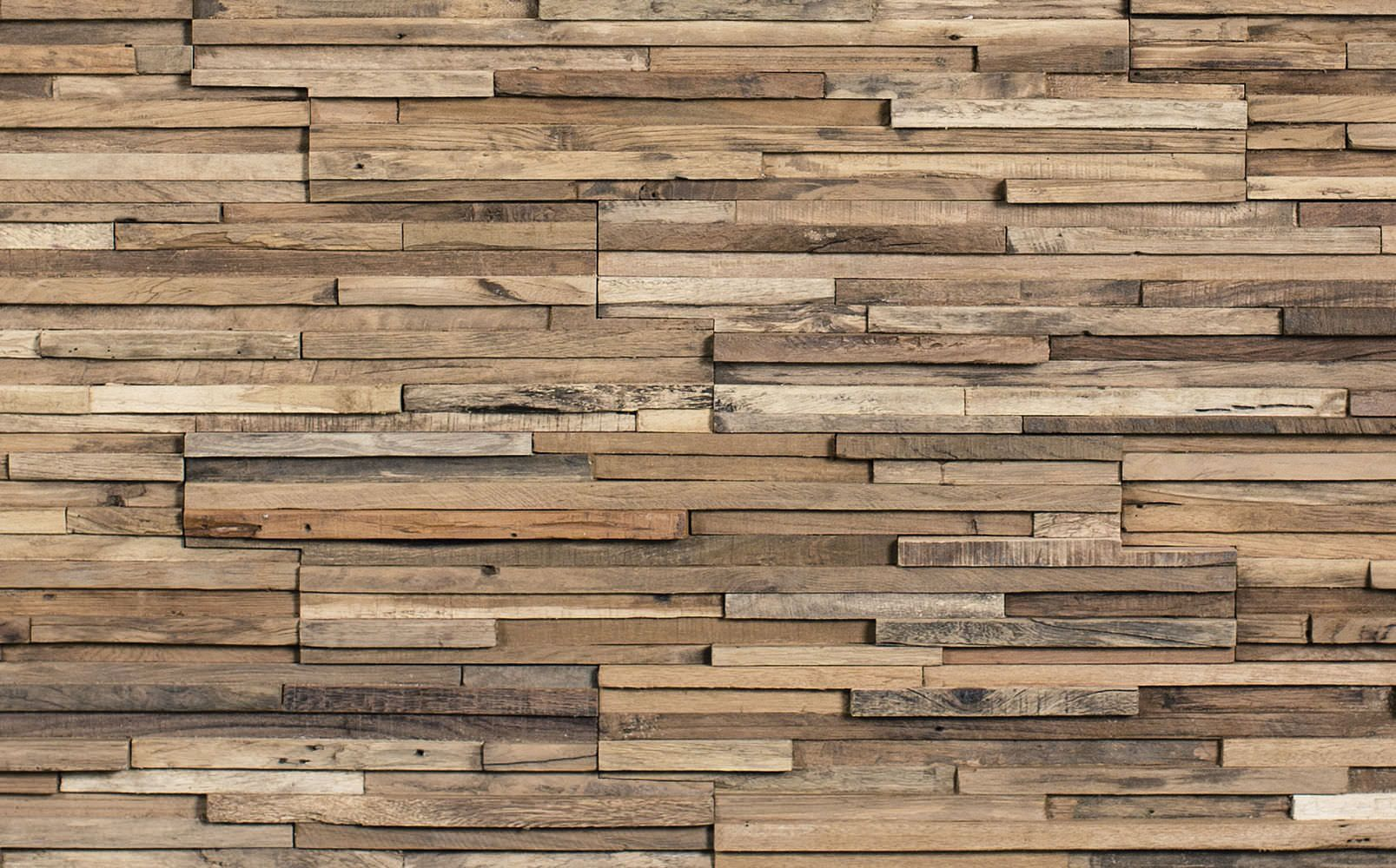 wooden decorative wall panels photo - 3