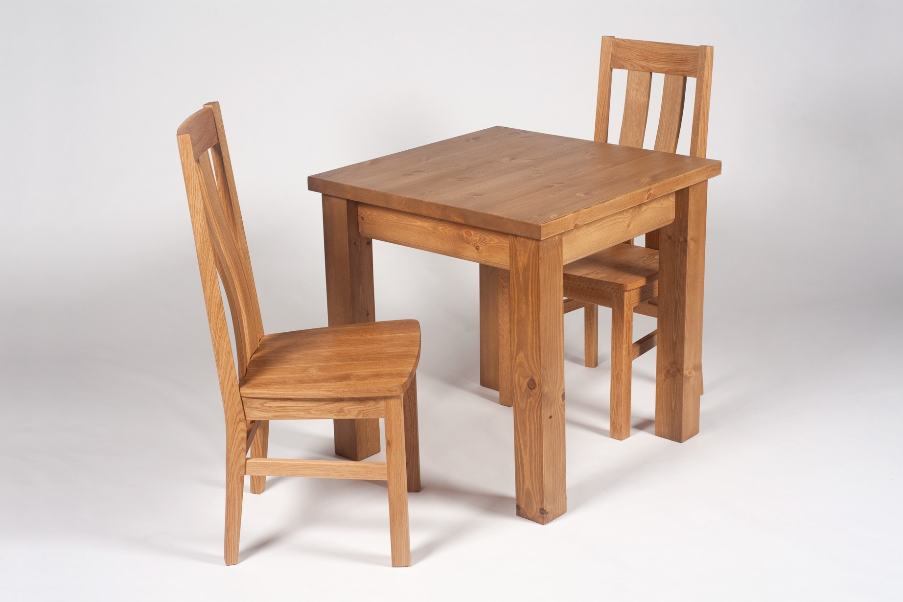 wooden dining tables and chairs photo - 10