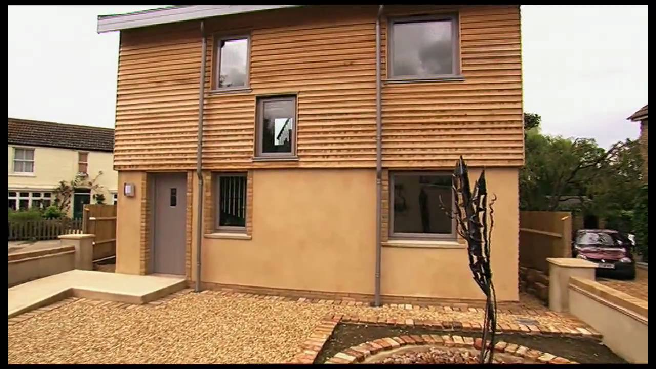 Eco House Tommy Walsh