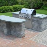 Entertain Like a Pro with an Outdoor Kitchen Island