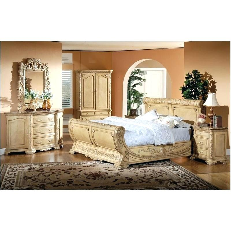 Bedroom furniture sets with marble tops