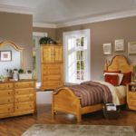 Bedroom ideas with pine furniture