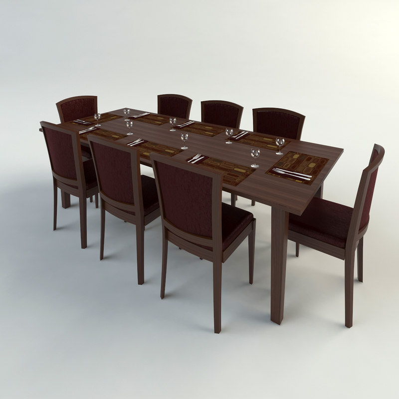 Dining tables models